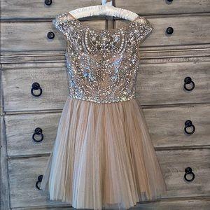 Sherri hill short formal dress!